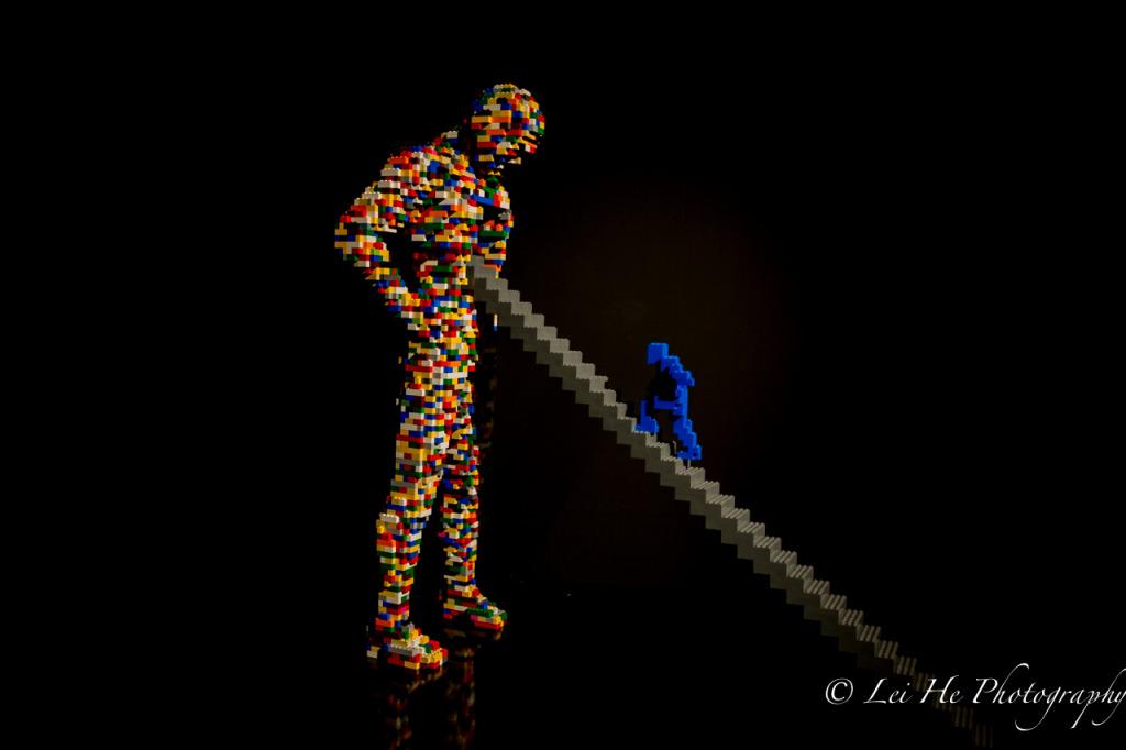 The-Art-of-the-Brick-Stairway
